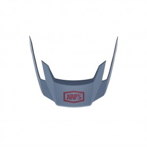 100% Altec Visor Slate Blue