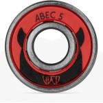Wicked ABEC5 Freespin Speed Skate Bearings