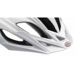Bell Influx Visor Replacement White