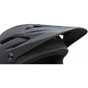 Bell Drop Visor Replacement Matte Black