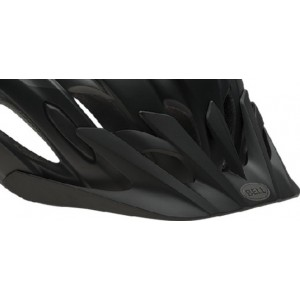 Bell Event XC Visor Matte Black Speed Fade