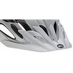 Bell Event XC Visor Matte White Red Black Speed Fade