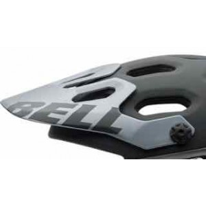 Bell Super2R Visor Replacement Matte Black