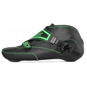 Bont Enduro Inline Speed Boot Black/Green Size 1-3