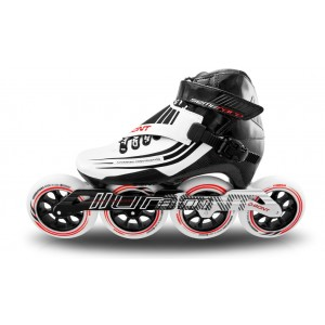 Bont Semi-Race Inline Speed Skate White