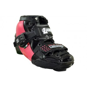 Luigino Kids Mini Challenge Adjustable Inline Speed Skate Boot Pink