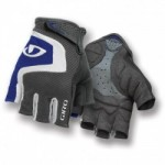 Giro Bravo Cycling Gloves Grey/Blue/White