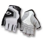 Giro Bravo Cycling Gloves White/Grey/Black
