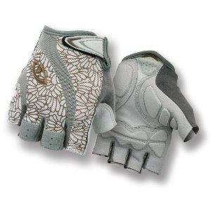 Giro Monica Cycling Gloves White/Gold