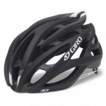 Giro Atmos Helmet Matte Black/White - Large - Closeout