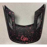 Giro Cipher Visor Matte Black Splatter