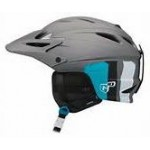 Giro G10MX Helmet Visor Kit Matte Grey Stripes