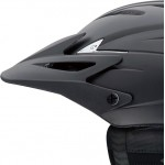 Giro G10MX Helmet Visor Kit Gloss Black Replacement