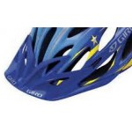 Giro Athlon Visor Luna Team Blue/Yellow Replacement