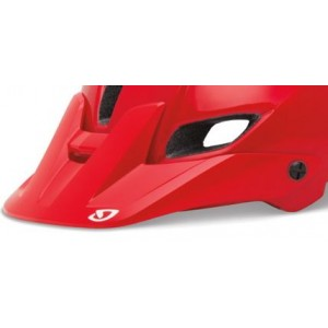 Giro Feature Visor Red Replacement