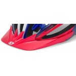 Giro Pneumo Visor Blue/Red Replacement