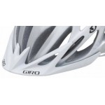 Giro Athlon Visor Matte White Silver Replacement