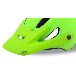 Giro Chronicle Visor Matte Lime Black