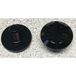 Giro Cipher Visor Bolt Kit Black Replacement