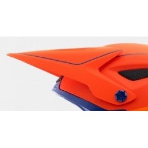 Giro Disciple Visor Matte Vermillion/Flame/Purple Replacement