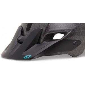 Giro Feature Visor Clear Cyan Lines Replacement