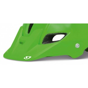 Giro Feature Visor Kelly Green