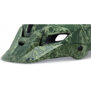 Giro Feature Visor Matte Olive Evil Replacement