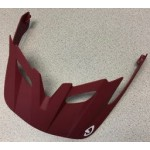 Giro Fixture Visor Dark Red