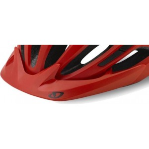 Giro Vasona Visor Matte Bright Red