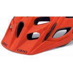 Giro Hex Visor Glowing Red Replacement