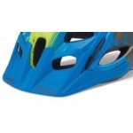 Giro Hex Visor PR Blue Bright Yellow Cloud Nine Replacement