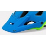 Giro Montaro Visor Matte Blue/Lime Replacement