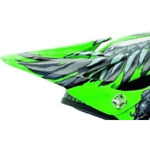 Giro Remedy Visor Neon Green Phoenix
