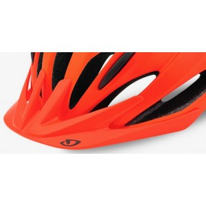Giro Bishop Visor Vermillion
