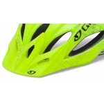 Giro Xar Visor Highlight Yellow Blockade