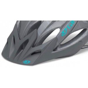 Giro Xara Visor Matte Titanium Tallac