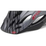 Giro Xara Visor Titanium Black 16 Bars