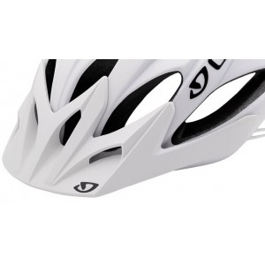 Giro Xara Visor Matte White Replacement