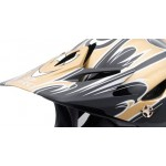Giro Remedy Visor Gold/Black Replacement