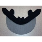 Giro Reverb Visor Cap Style Gray Replacement
