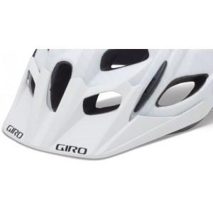 Giro Hex Visor Matte White Lines Replacement