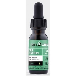 CBD Oil Tincture High Potency
