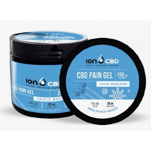 CBD Pain Gel Cream