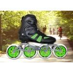 Atom Pro 4-Wheel Inline Fitness Skate