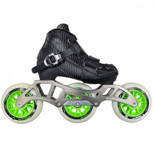 Atom Pro 3 Wheel Adjustable Inline Speed Skate