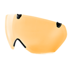 Kask Mistral Eye Shield Orange