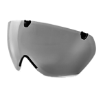 Kask Mistral Eye Shield Silver Mirror