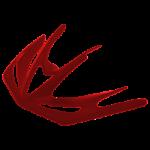 Kask 50nta Visor Red