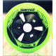 Matter LETHAL X Inline Speed Wheels F2 Green