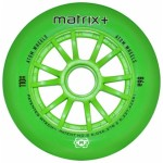 Atom Matrix-PLUS Outdoor Inline Speed Wheels 90mm, 100mm, 110mm